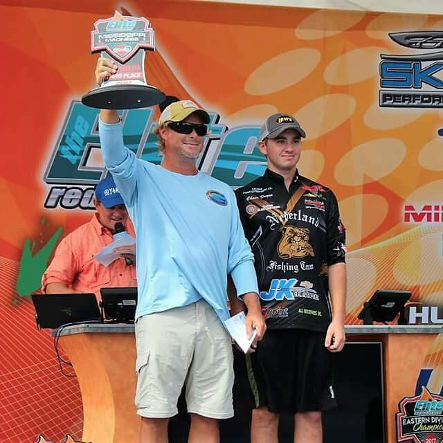 redfish tournament winner