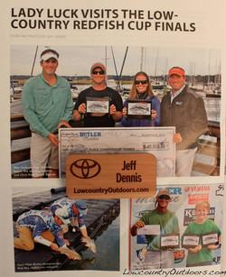tournament winners fishing