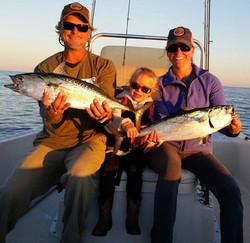 the clark family fishing