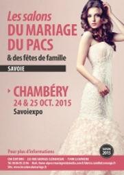 Deessed1jour présent sur le salon du mariage et du pascs 2015 à Chambéry