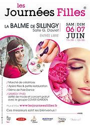 Deessed1jour partenaire pour les journée filles à la Balme d Sillingy