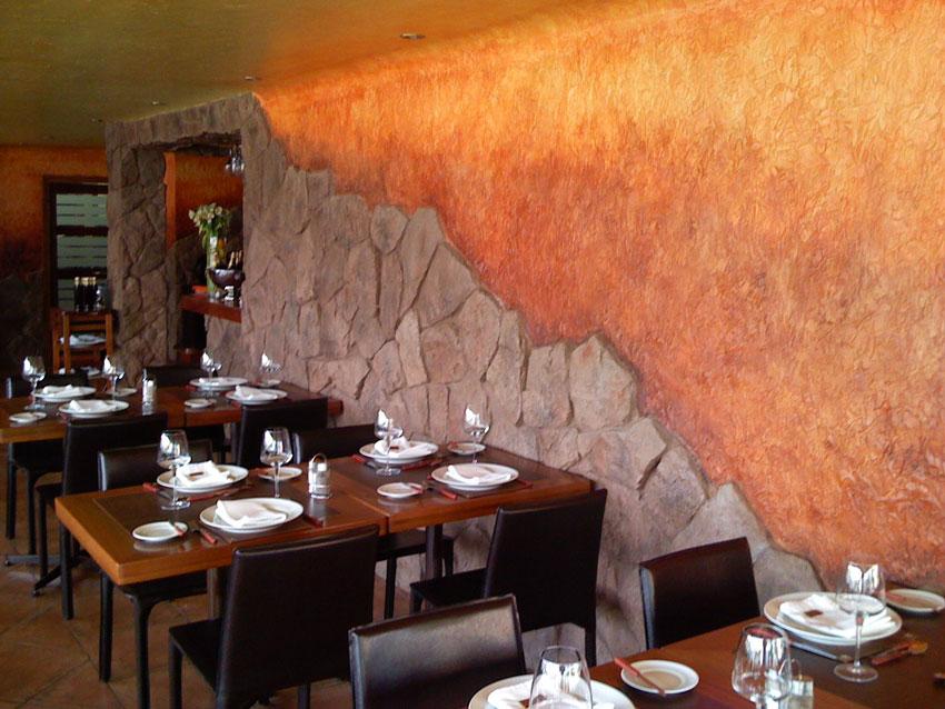 Rapanui cafe Restaurant Los Ganaderos (1