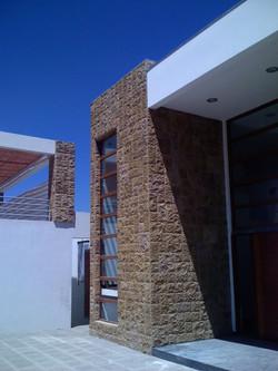 Rosetón Casa Peñalolen 2