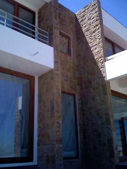 Rosetón Casa Peñalolen 3