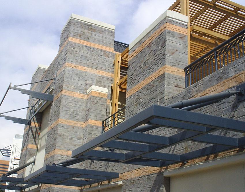 Lingote gris matizado-Parque Arauco 2009