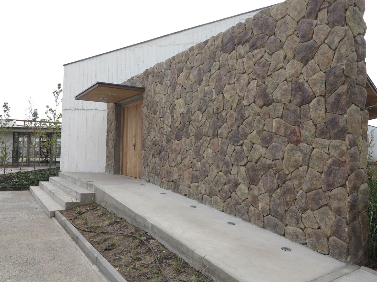 Rapanui cafe -Casa-retiro Fundacion Noce