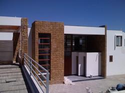 Rosetón-Casa Peñalolen 1