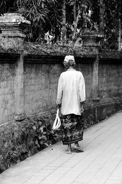 Kesendirian 2013 Bali