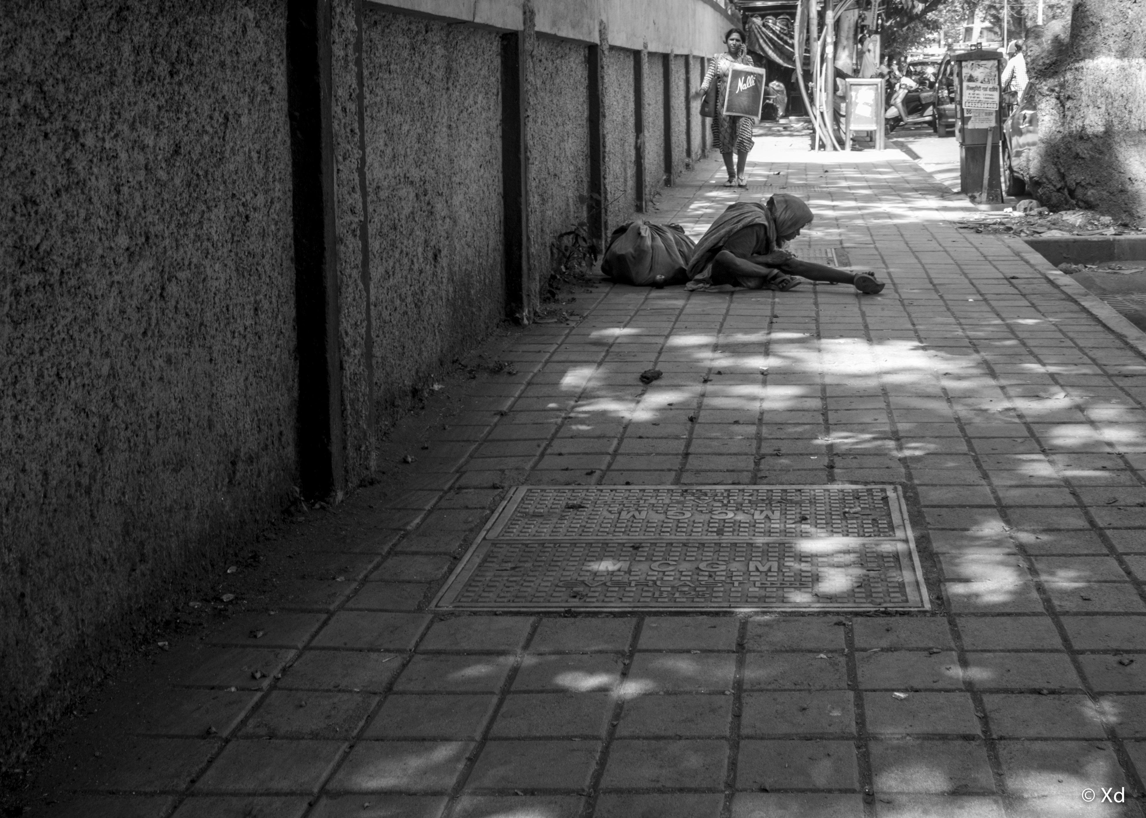 Street, 2018, Mumbai-3