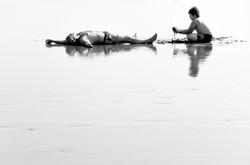 Father & Son 2013 Bali