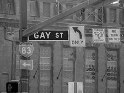 Gay Street 2011 Baltimore
