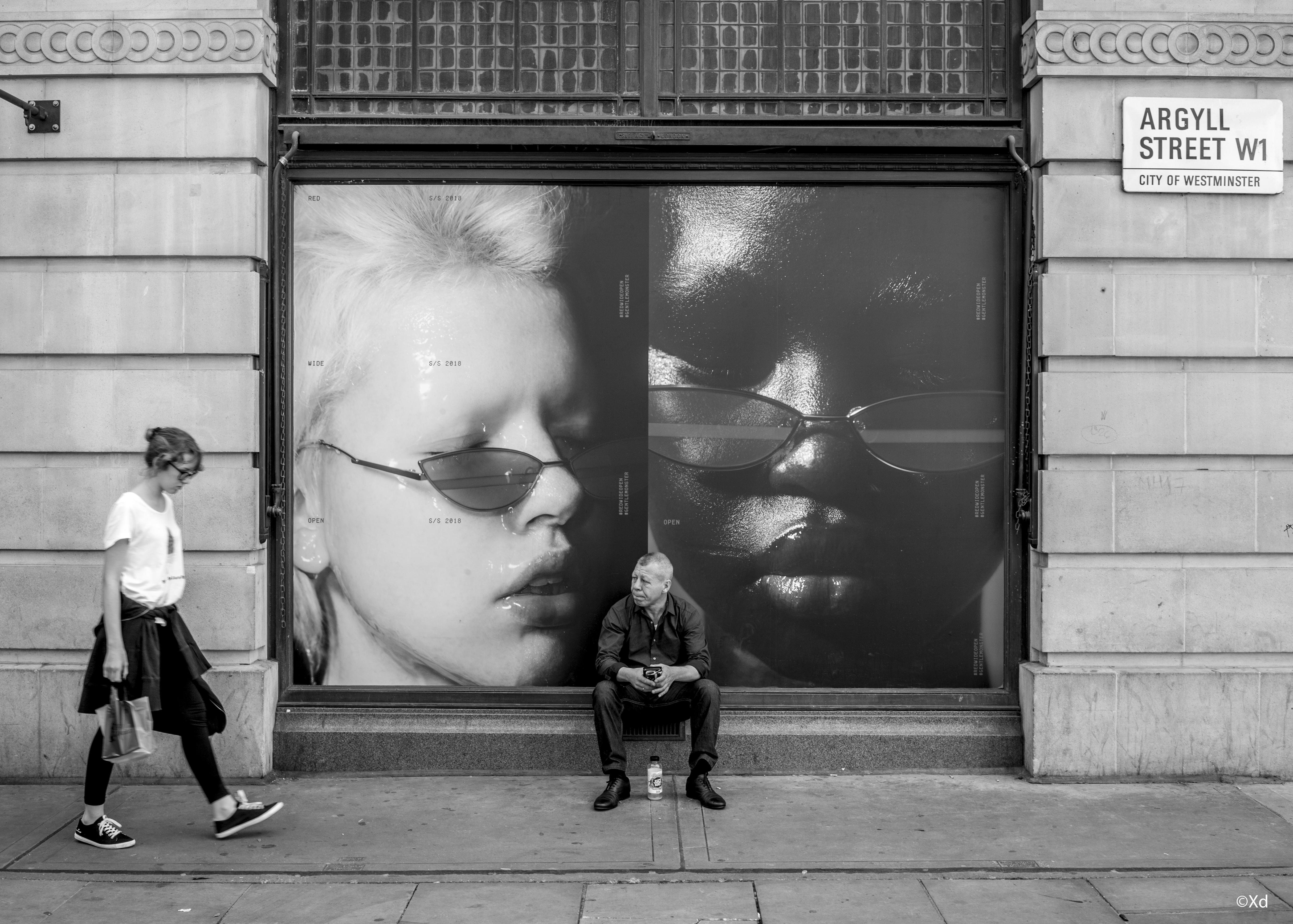Black & White, 2018, London-1