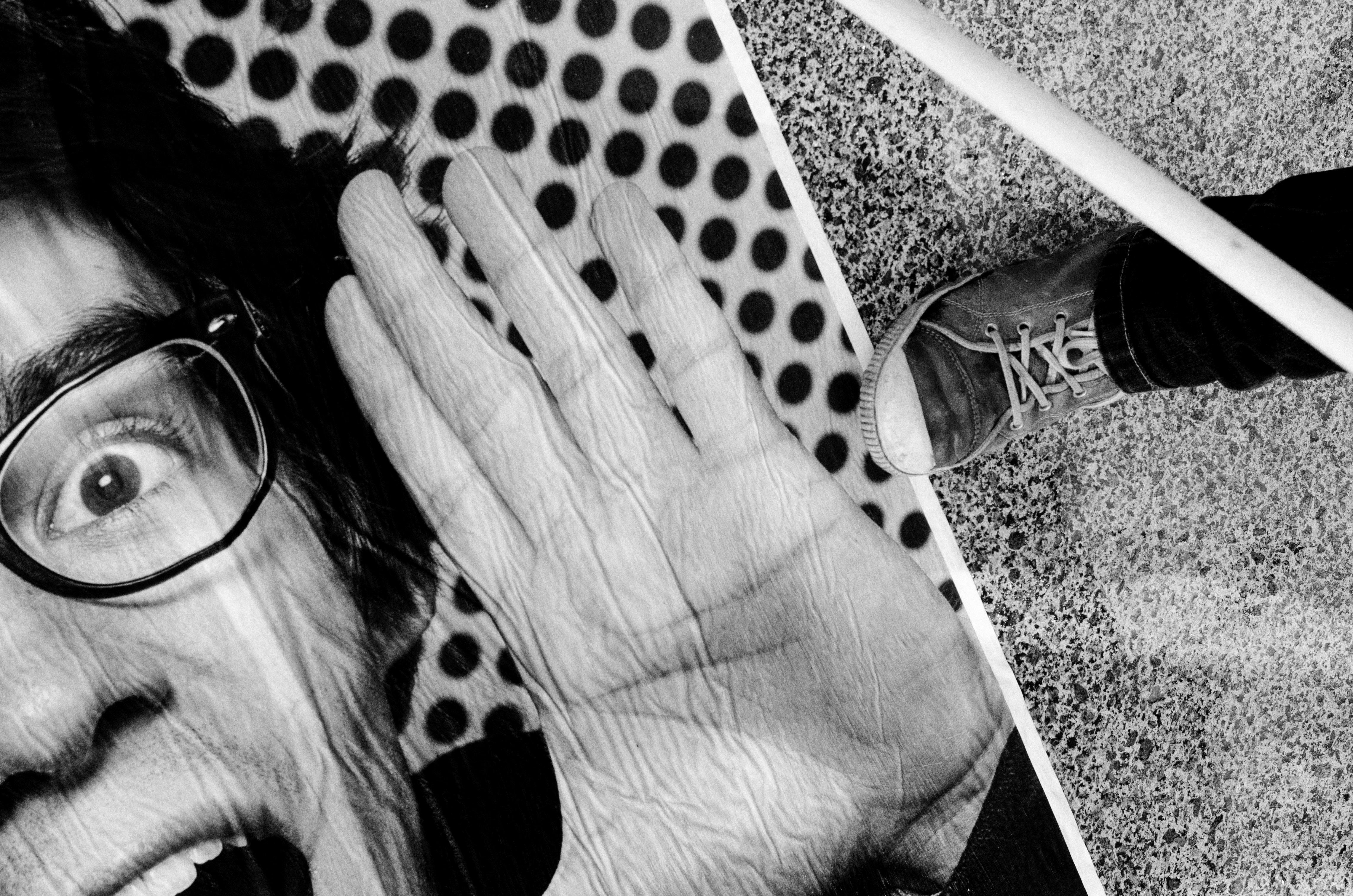 Eye 2 Foot, 2013, paris