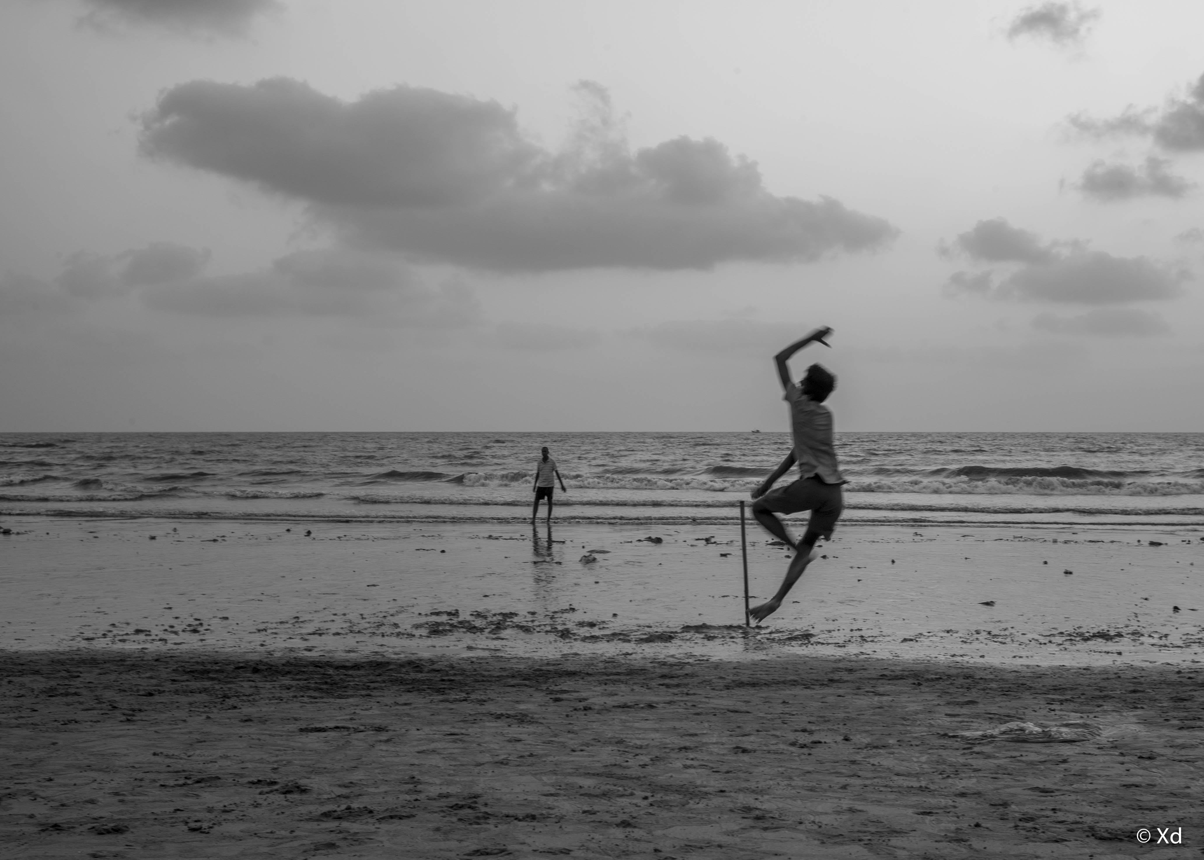 Juhu Beach , 2018, Mumbai-7