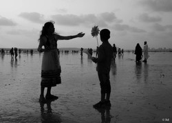 Juhu Beach , 2018, Mumbai-5