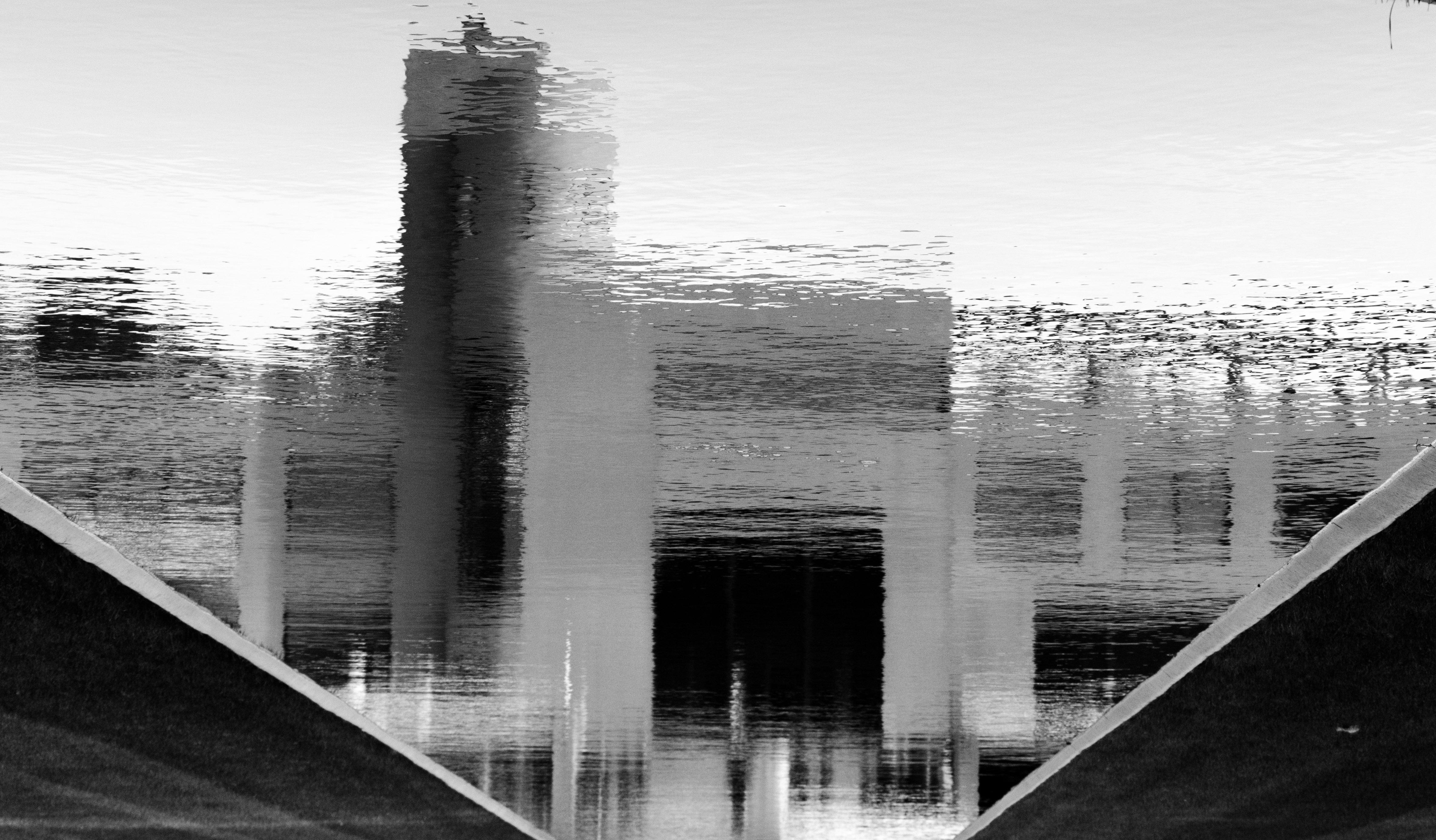 Douce reflexion, 2013, Croix