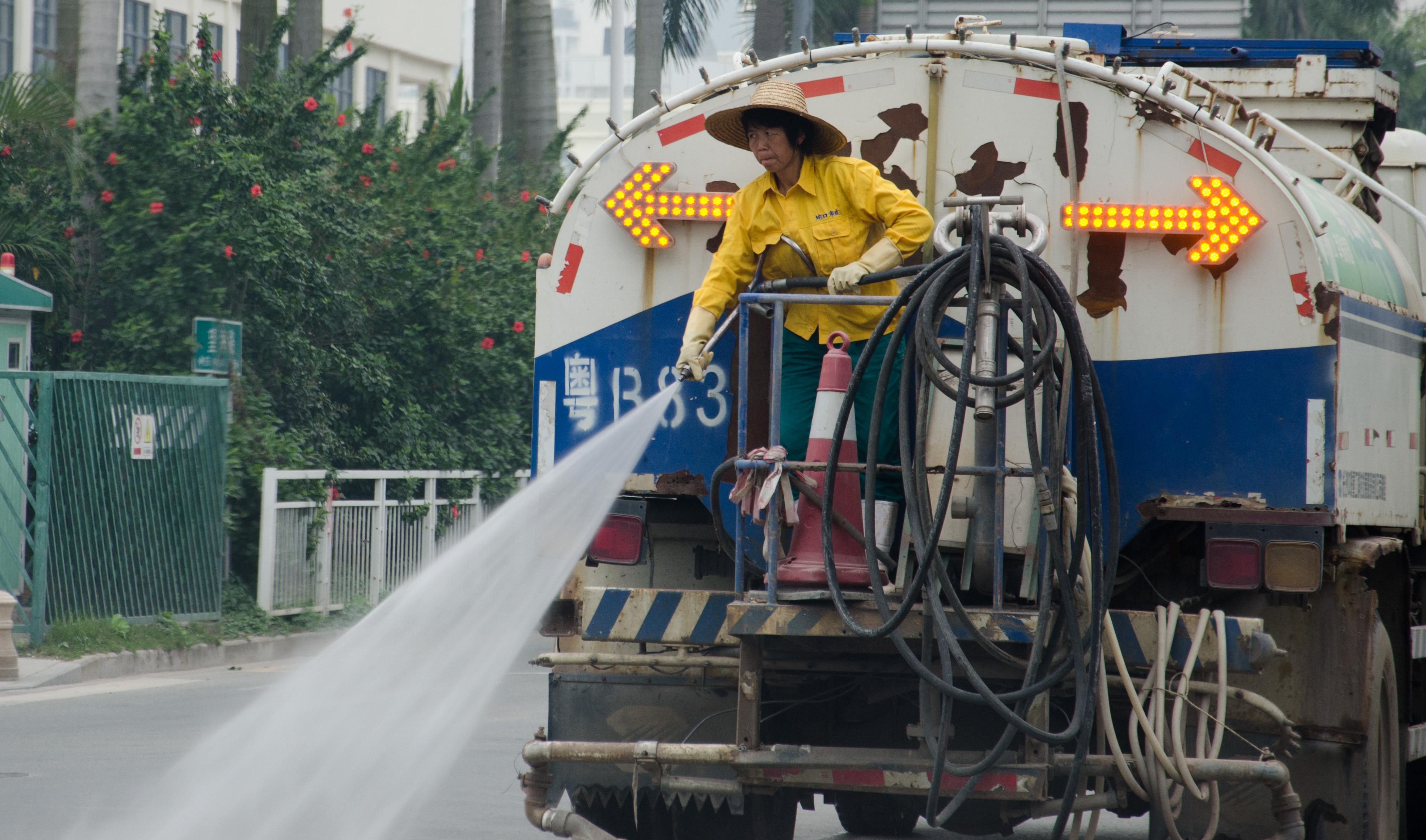 Washing 2012 Shenzhen
