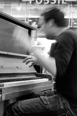 Pianiste Station 2013 Londres