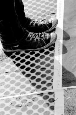 Peas & Feet, 2013, Paris