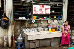 Kitchen , 2017, Yangon-1