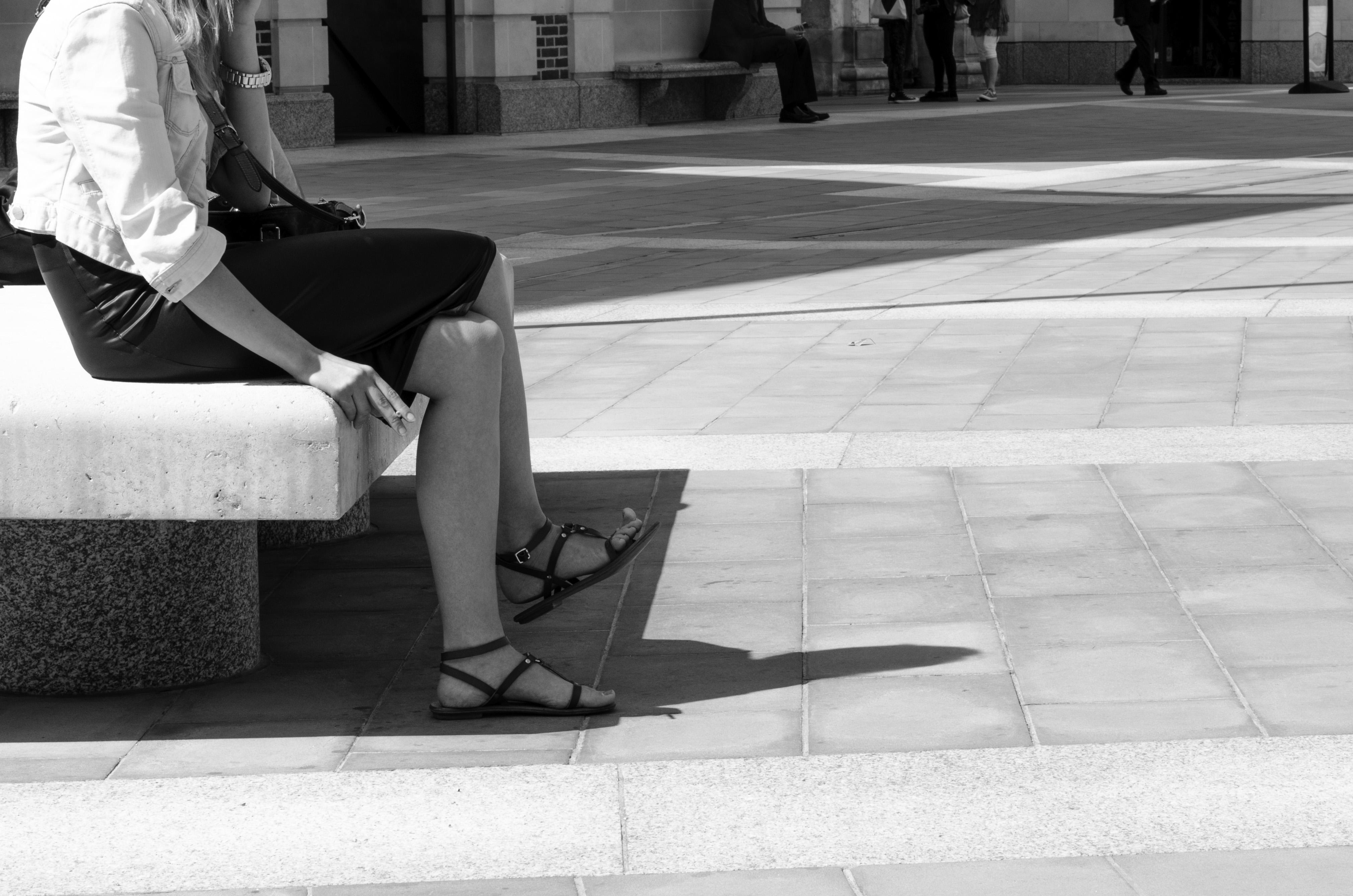 Pied au Féminin 2013 Londres