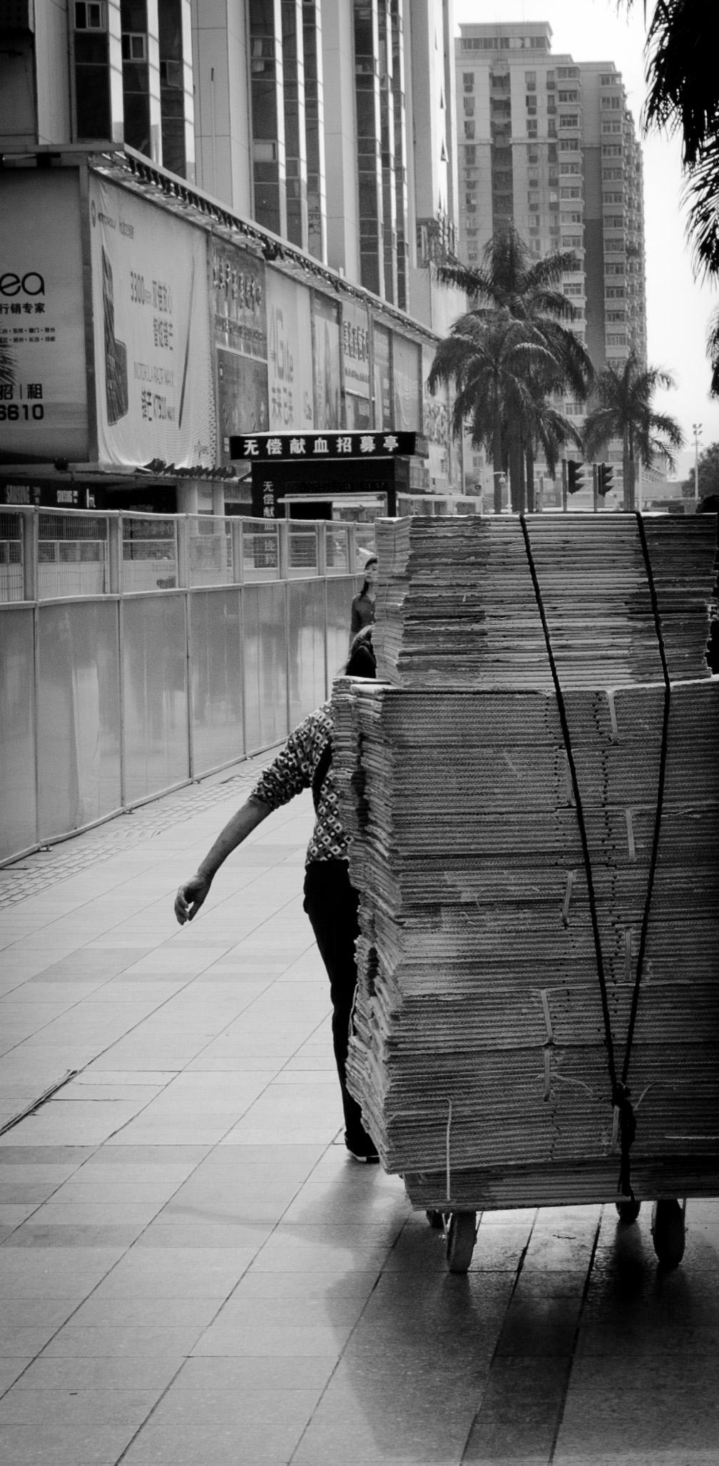 Cartons 2012 Shenzhen