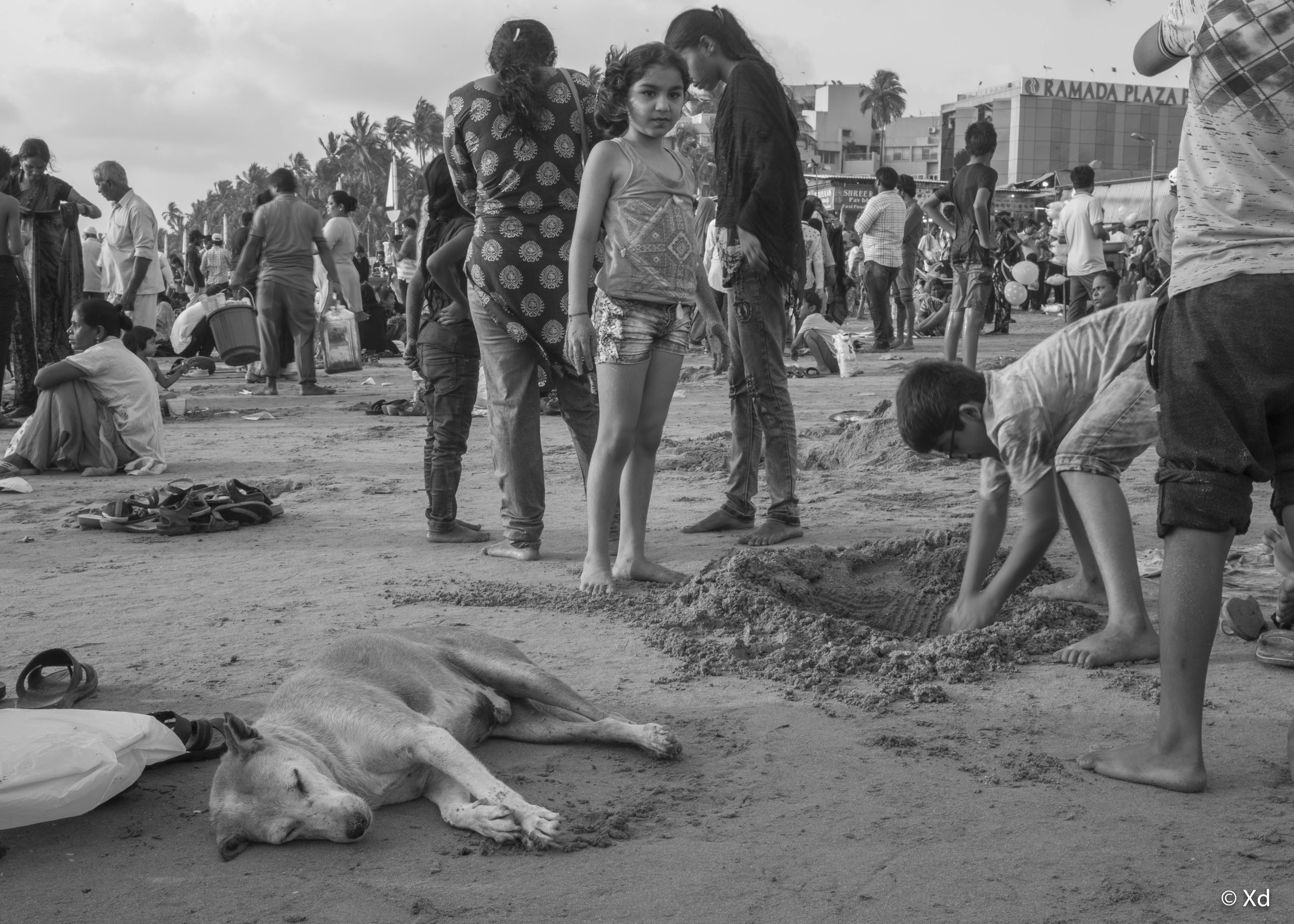 Juhu Beach , 2018, Mumbai-3