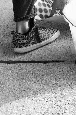 Panthere Foot, 2013, Paris