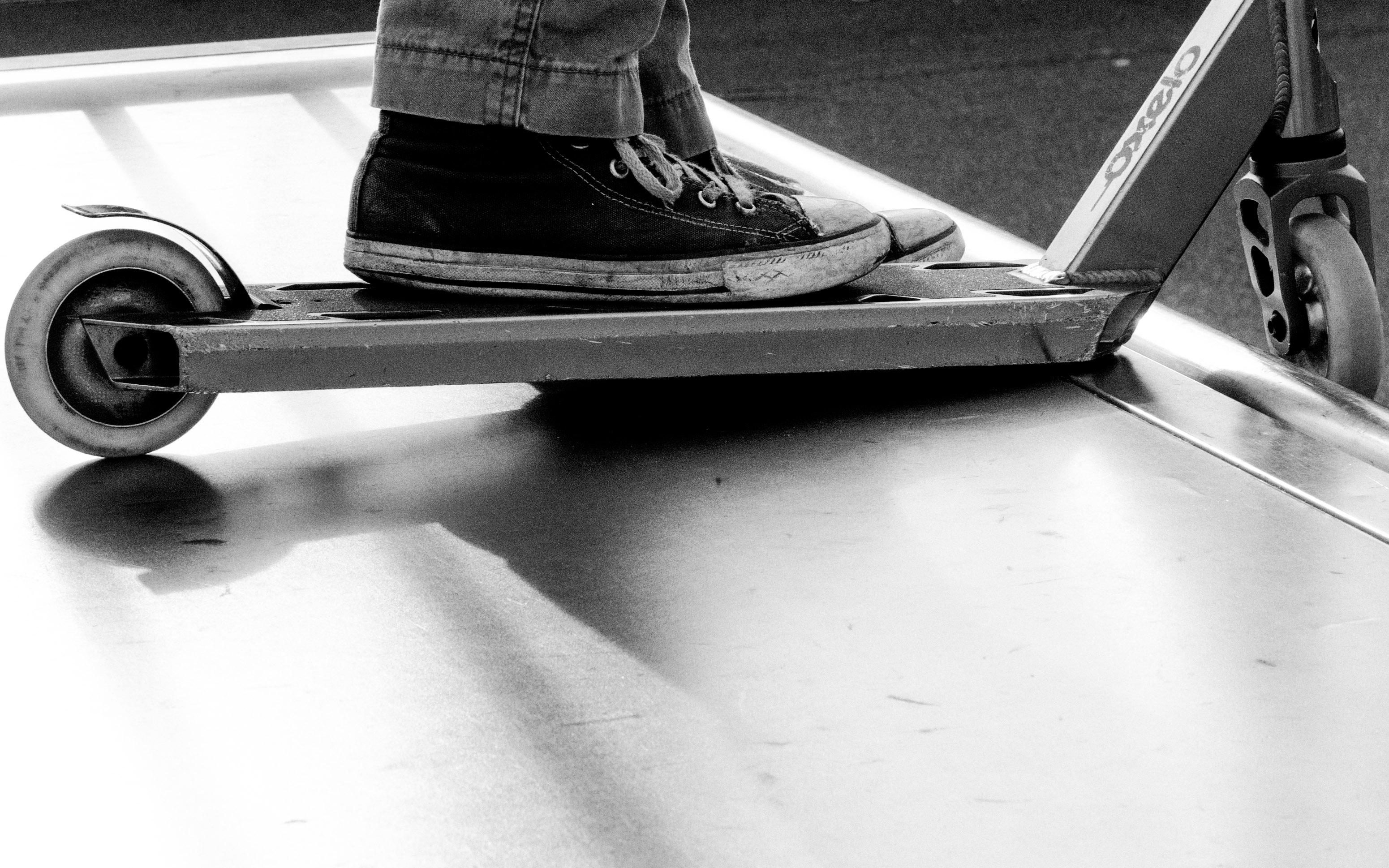 Scotter & Foot