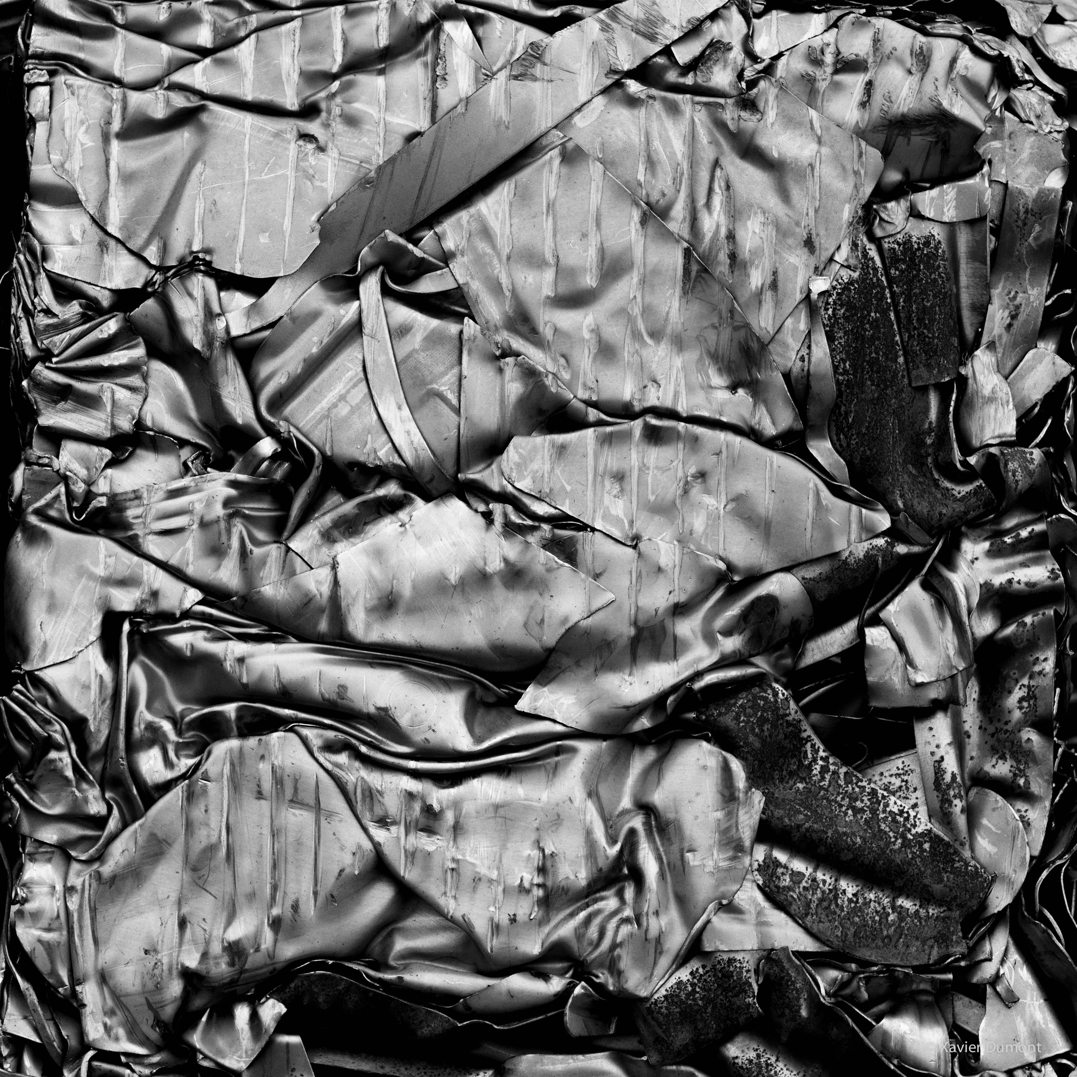 Steel Cube  -2014 -Lille