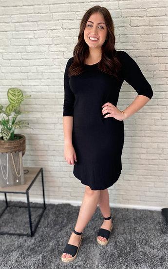 Everyday Little Black Dress