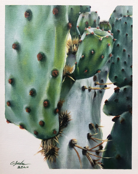TEXAS PRICKLY PEAR - cup