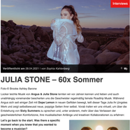 JULIA STONE