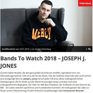 JOSEPH J JONES