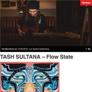TASH SULTANA - FLOW STATE