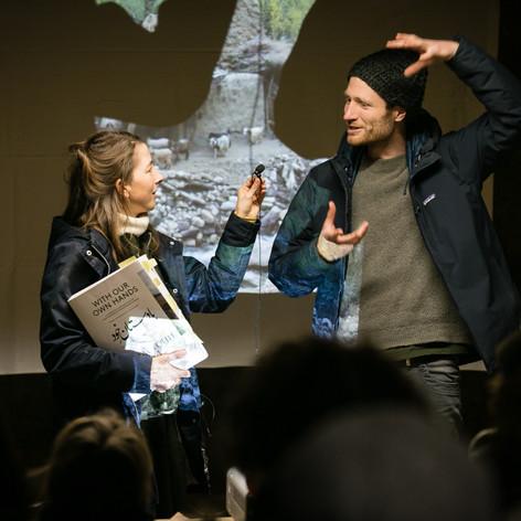 SEEDING STORIES by Sophie Krier & Lungomare Bozen