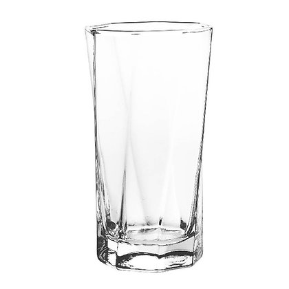 Vaso Largo De 12 oz (359 ml) Mozart Cristar