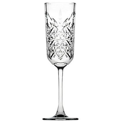 Copa Flauta Para Champagne De 5.91 oz (175 ml) Timeless Pasabahce