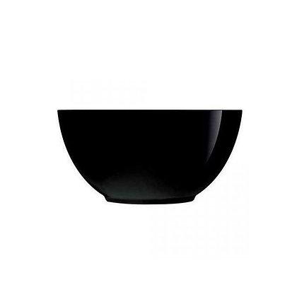 Tazon De 12 cm Diwali Negro Luminarc