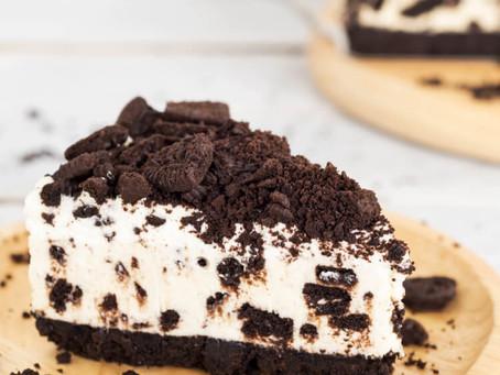 Receta De Cheesecake De Galleta De Chocolate Sin Horno