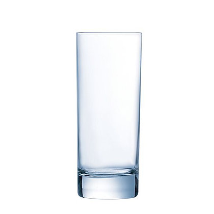 Set De 6 Vasos Highball Mediano De 11.1 oz (330ml)Linely Arcoroc