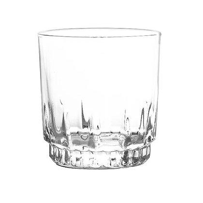 Vaso Old Fashion De 10.3 oz (306 ml) Prismas Rocks Cristar