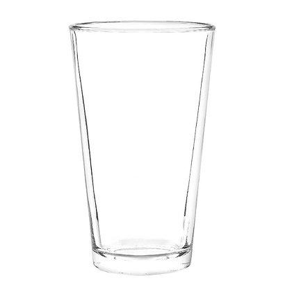 Vaso Liso De 15.6 oz (463 ml) Herradura Cristar