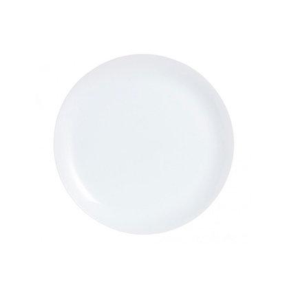 Plato Para Pizza De 32 cm Blanco Friends Time Luminarc