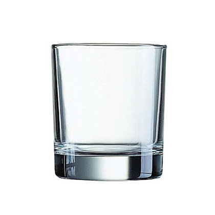Set  De 6 Vasos Old Fashion De 10.1 oz (300ml)Islande Arcoroc