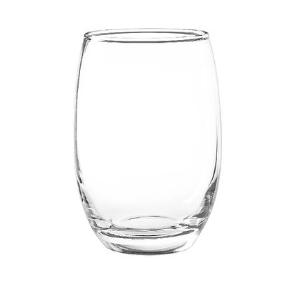 Vaso Bebidas De 15.6 oz (463 ml) Mikonos Cristar