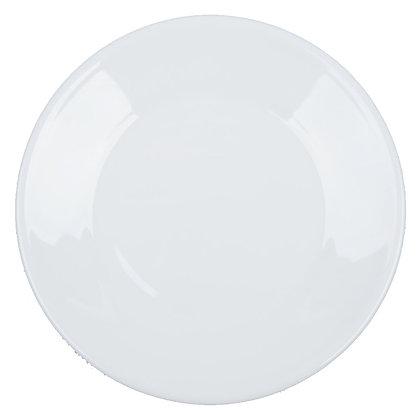 Plato Para Pan Restaurant White Luminarc