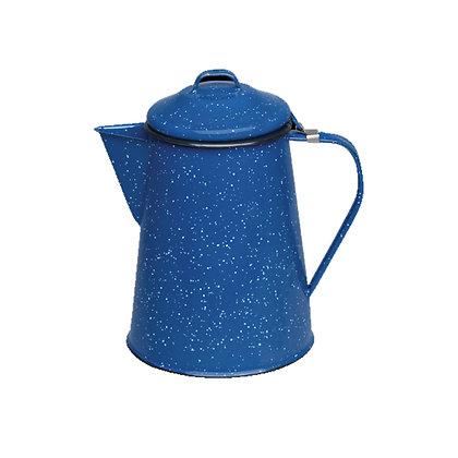 Cafetera Con Tapa De 600 ml Azul Real Cinsa