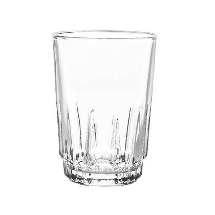 Vaso Para Jugo De 11.3 oz (335 ml) Prismas Cristar