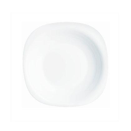 Plato Trinche De 27 cm Carine Blanco Luminarc